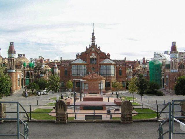 Ospedale San Pau Barcellona