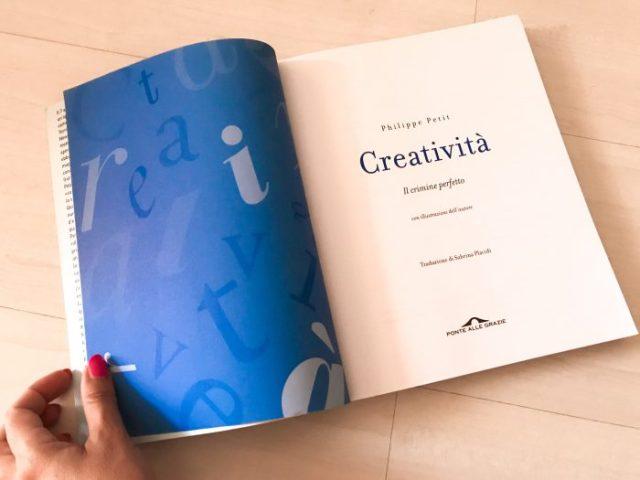 Interno creatività Philippe Petit