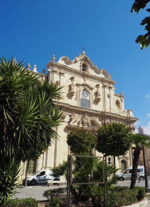 Chiesa Madre a Scicli