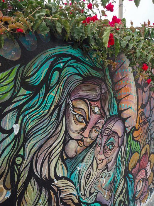 Mural Lima