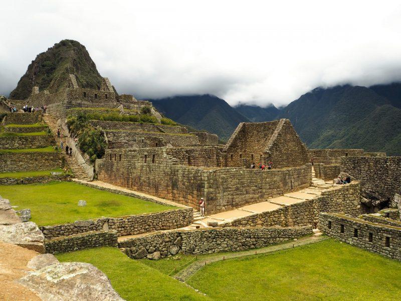 Città di Machu Picchu
