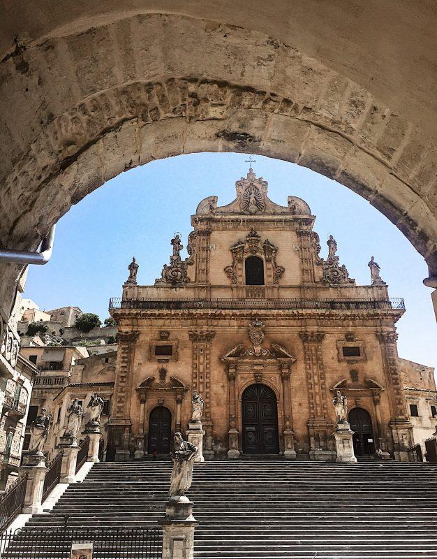 La cattedrale di Modica