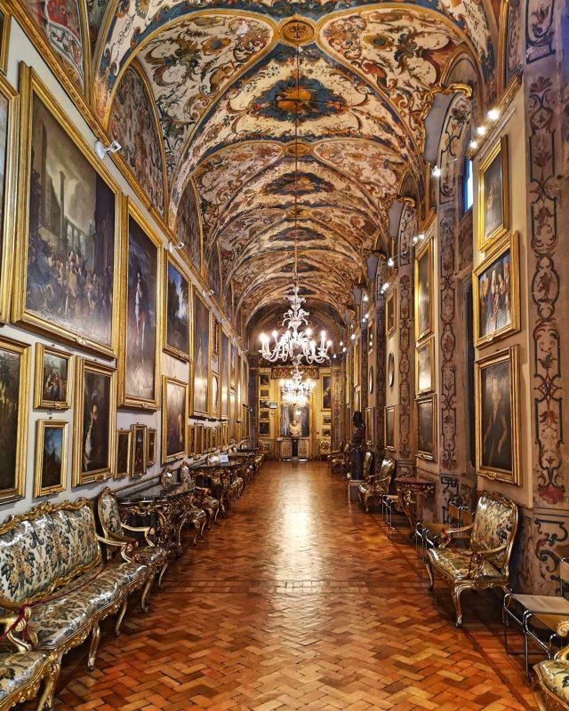 Galleria Doria Pamphilj musei di Roma