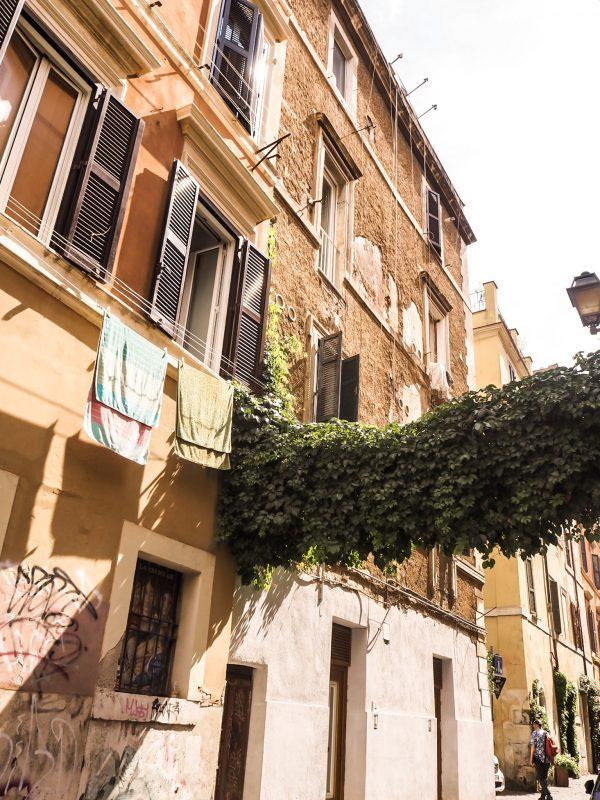 Trastevere Roma gratis