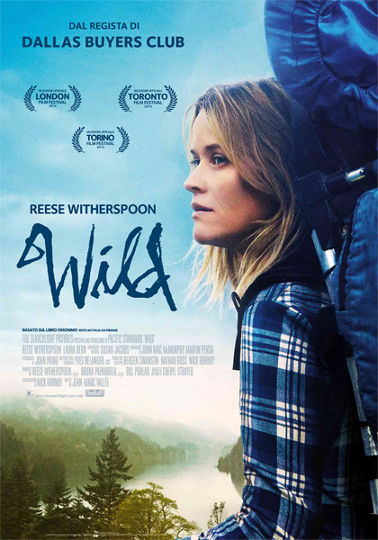 Locandina Wild film viaggi in solitaria