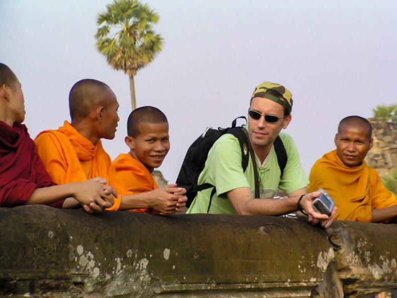 Cambogia Viaggi Esperienziali