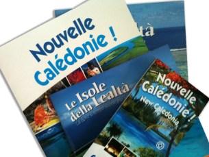 Brochure Nuova Caledonia