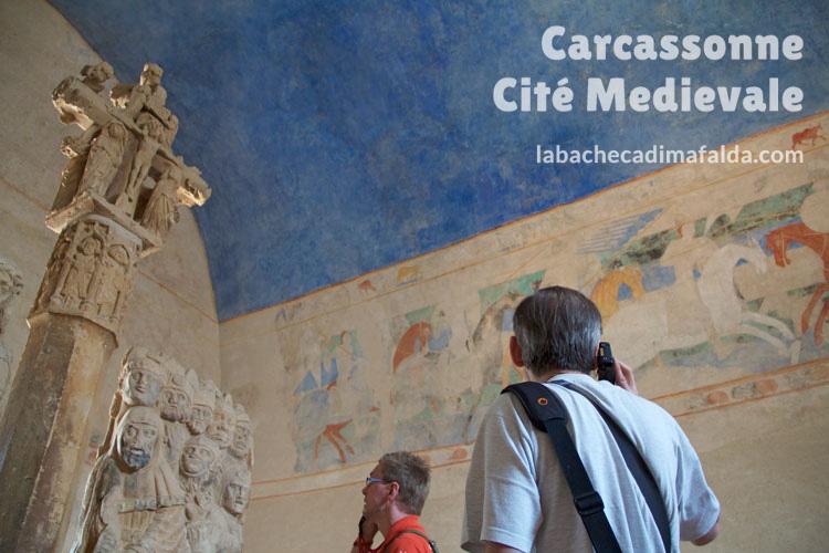 Interni del Castello, Carcassonne