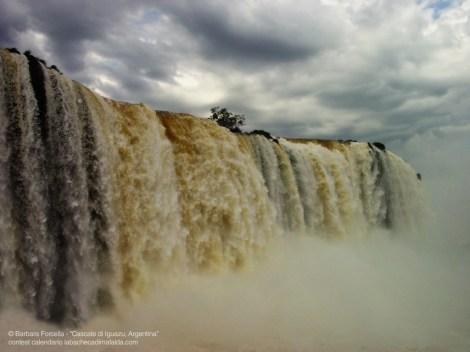 Cascate di Iguazu, Argentina - foto di Barbara Forcella