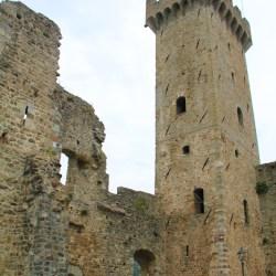Il castello di Castelnuovo Magra