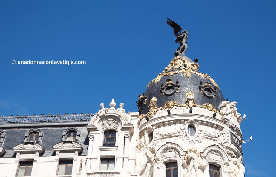 Madrid in 10 mosse e due giorni.