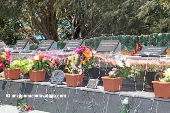 memoriale ai 19 Kanak, Ouvea, Nuova Caledonia