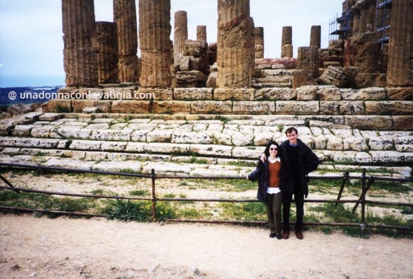 Sicilia Vintage i Templi di Agrigento