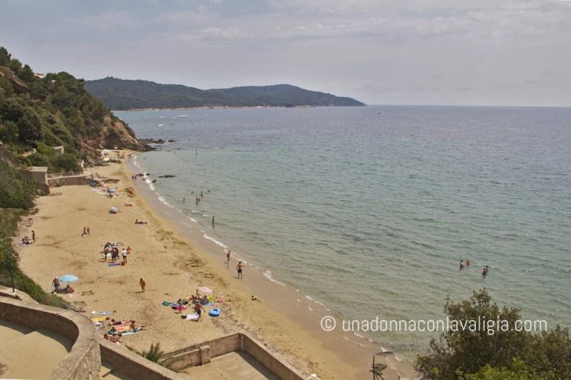 spiaggia sylvabelle costa azzurra