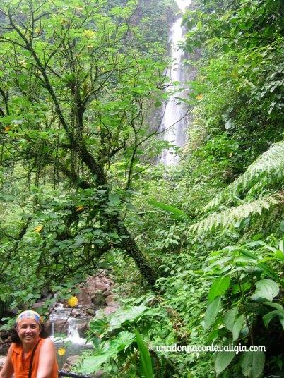 cascate del carbet in guadalupa