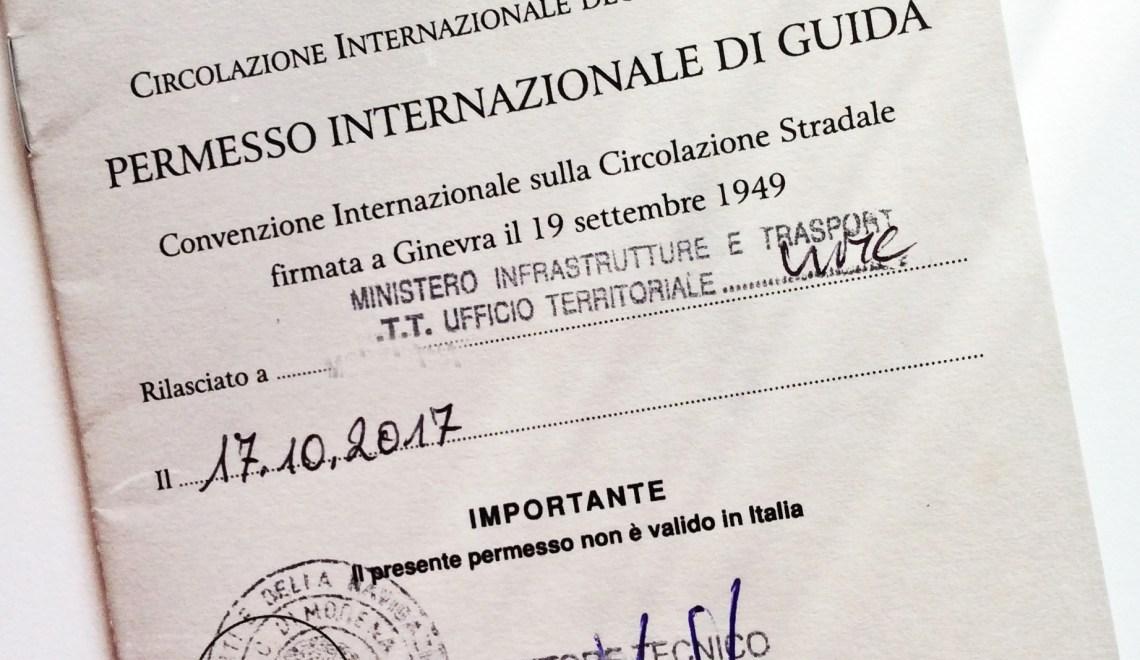 patente internazionale modello ginevra