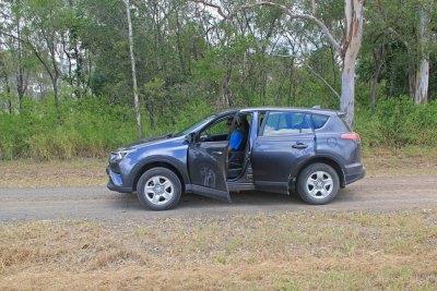 Auto noleggio 4x4 australia