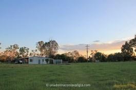 Bundabergo outback Queensland