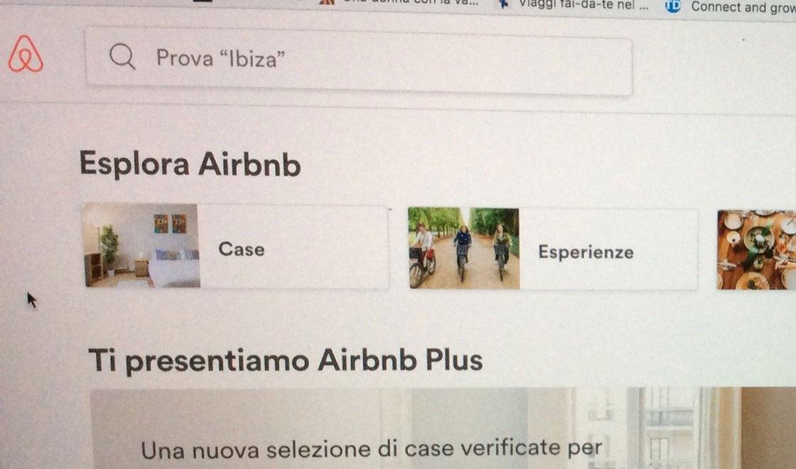Airbnb case vacanza