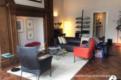 Airbnb a Gouda in una casa del centro storico