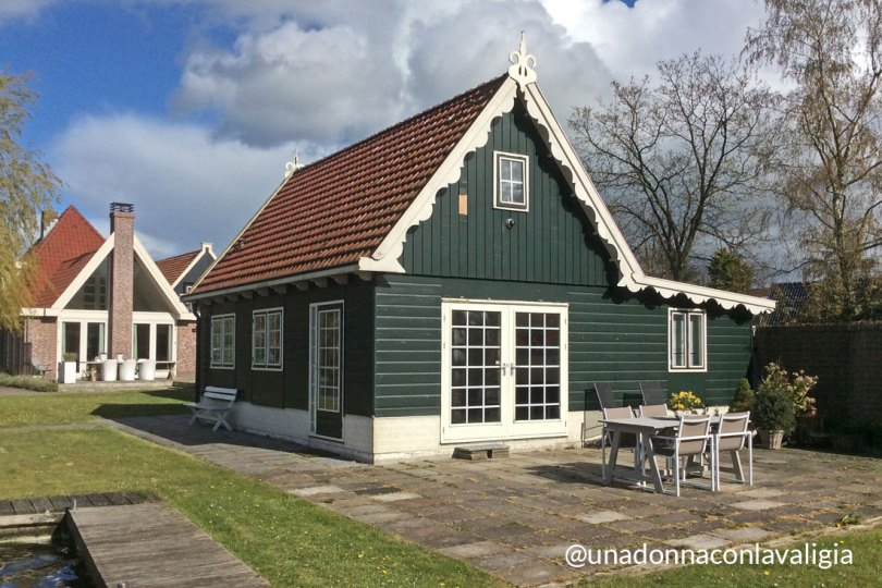 Airbnb a Den Ilp, Amsterdam