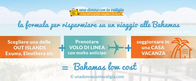 vacanza low cost bahamas