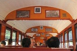 Interno Kuranda Scenic Railway