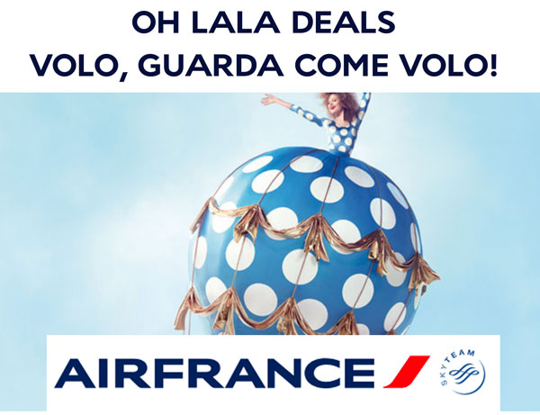 airfrance offerte speciali