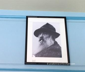 Ritratto Claude Monet
