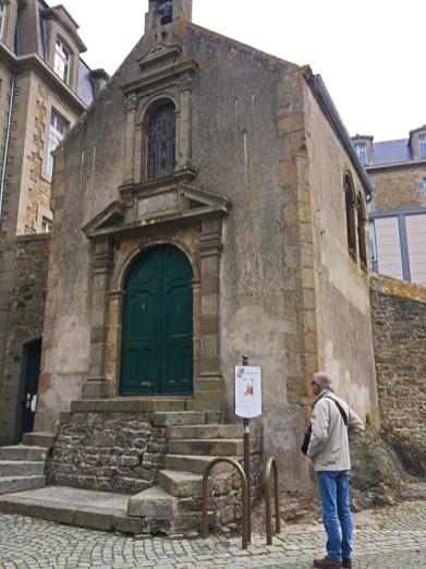 chapelle saint aaron saint Malo