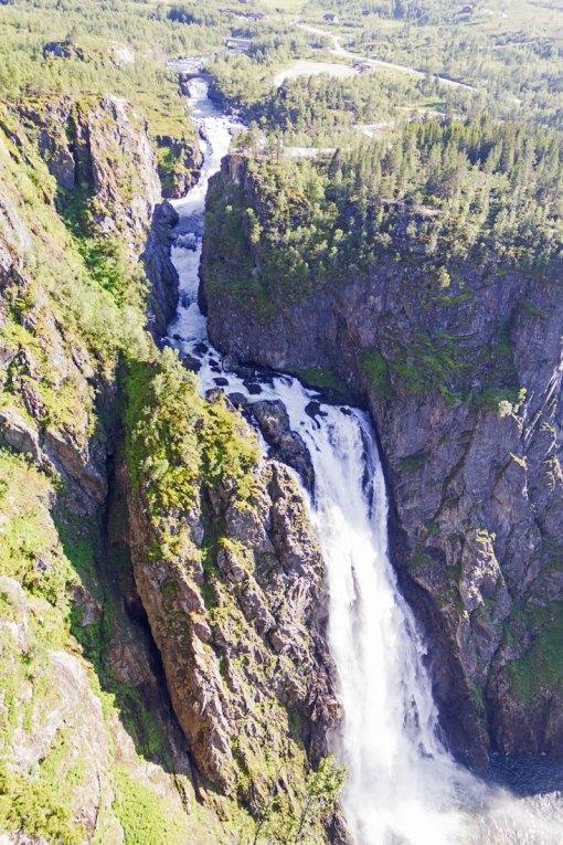 fossli hotel cascata voringsfossen norvegia