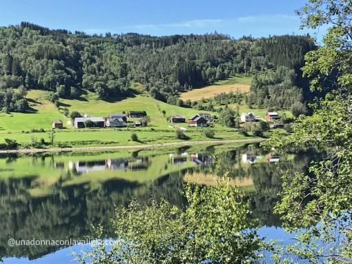 paesaggio norvegia voss