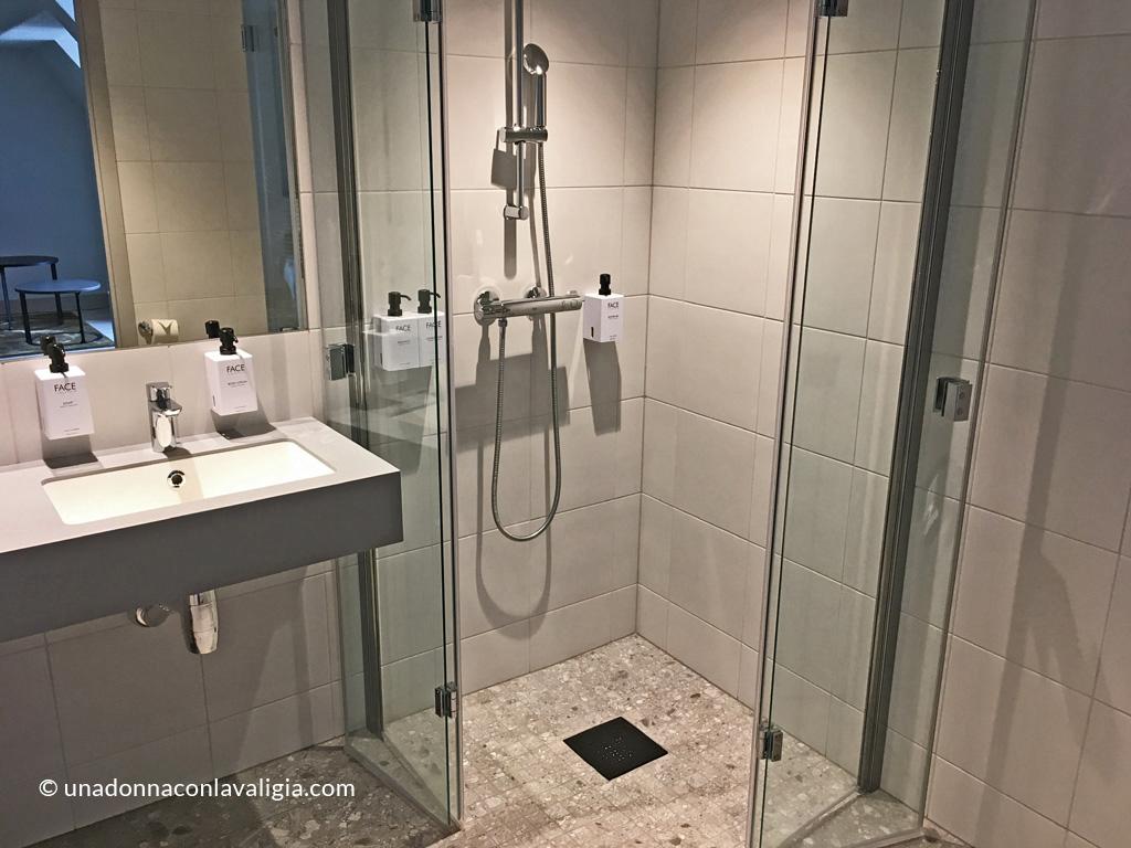 bagno hotel scandic torget