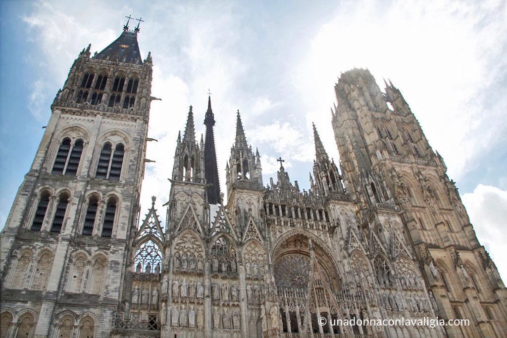 cattedrale rouen