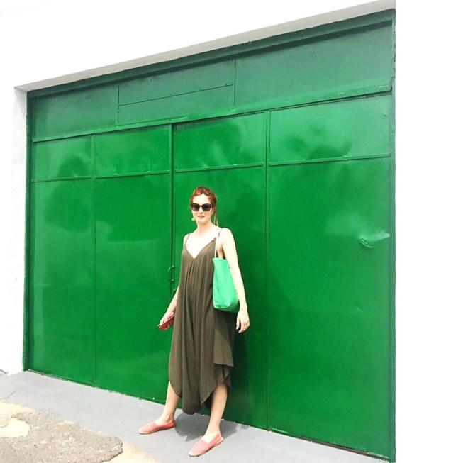 Porte verdi ad Haria