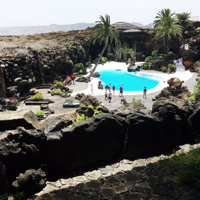 La piscina dei James de l'Agua