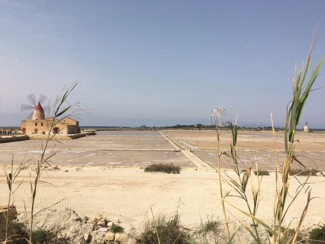 Marsala: le Saline dello Stagnone e l'Isola di Mozia