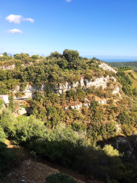 Tourrettes-sur-Loup borgo Provenza