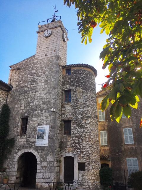 Il castello di Torrette-sur-Loup
