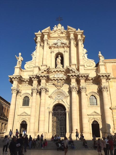 Facciata Duomo Ortigia