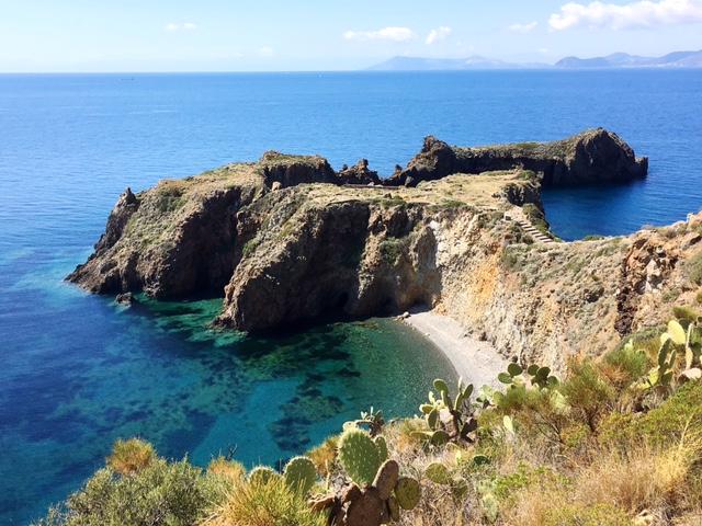 Punta Milazzese Panarea