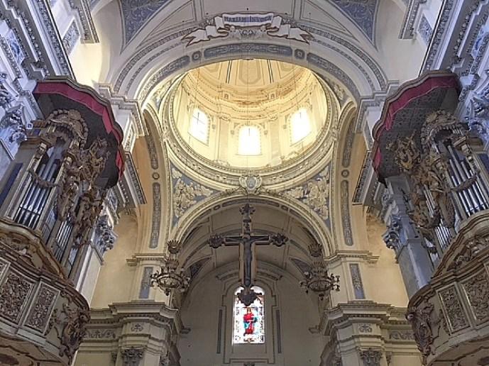 Cattedrale Piazza Armerina (cupola)