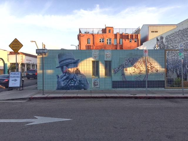 Murales Venice Los Angeles