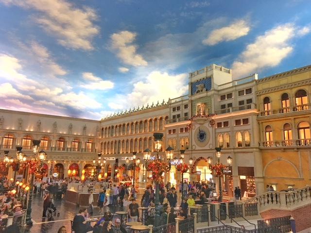 Vista su Piazza San Marco Venetian