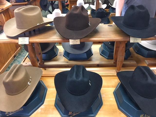 Negozio cappelli Fort Worth