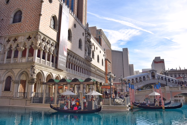 Esterno Hotel Venetian Las Vegas