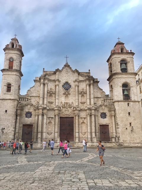 Cattedrale Havana