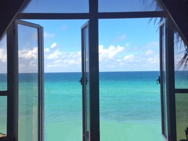 Varadero finestra sul mare