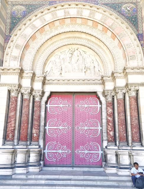 Portale Cattedrale Major Marsiglia