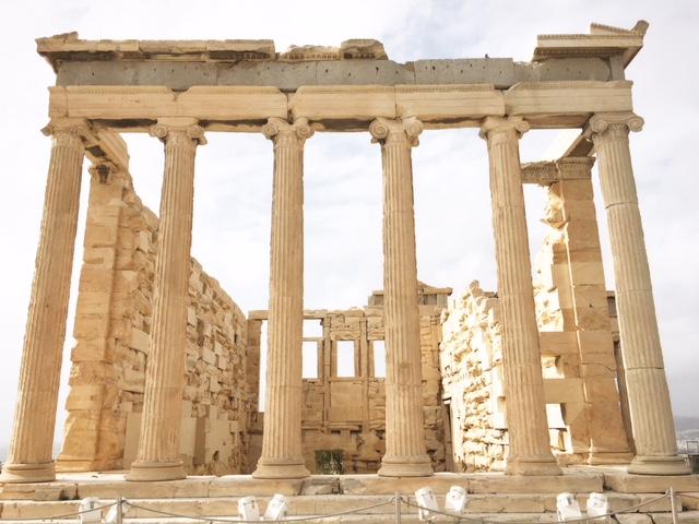 Partenone Acropoli Atene